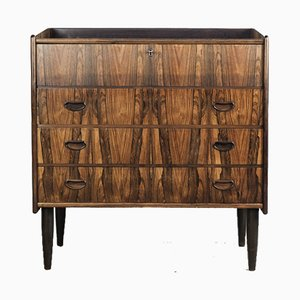 Rosewood Chest of Drawers & Dressing Table, 1960s
