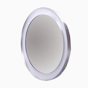 Vintage Narciso Mirror by Sergio Mazza for Artemide