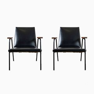 Armchairs by Pierre Guariche for Meurop, 1960s, Set of 2