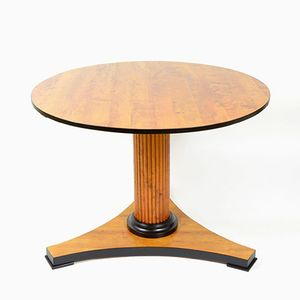 Vintage Poplar U0026 Cherry Dining Table