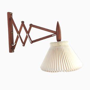 Scandinavian Scissor Lamp, 1960s