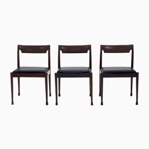 Rosewood & Skai Dining Chairs, 1960s, Set of 3