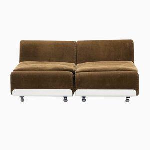 Modulare Orbis Sessel von Luigi Colani für Cor, 1970er, 2er Set