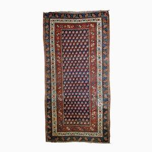 Tapis Gendje Antique Tissé Main, Caucase, 1880s