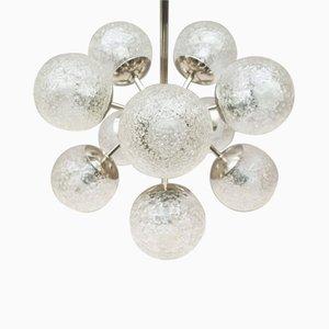 Deutscher Sputnik Kronleuchter von Doria Leuchten, 1970er