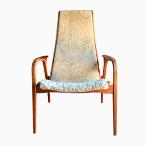 Mid Century Lamino Lounge Chair By Yngve Ekstrom For Swedese, 1960s