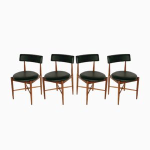 Fresco Dining Chairs by Victor Bramwell Wilkins for G-Plan, 1960s, Set of 4