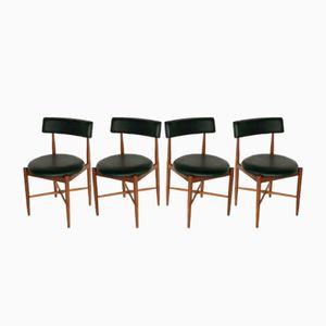 Fresco Esszimmerstühle von Victor Bramwell Wilkins für G-Plan, 1960er, 4er Set