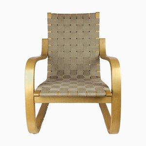 Modell 406 Sessel von Alvaar Alto für Artek, 1970