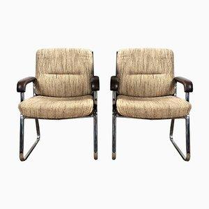 Vintage Stühle von Gordon Russel, 2er Set