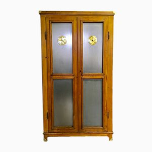 industrial antique furniture. Vintage Industrial Wardrobe In Maritime Design Antique Furniture