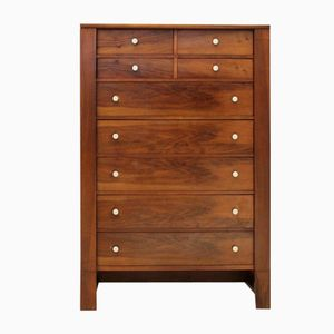 Italian Chest of Drawers with Vanity Desk from Bernini, 1960s