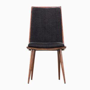 Teak Boomerang Dining Chairs, 1960s, Set of 6
