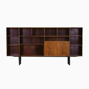 Rosewood Veneer Highboard, 1960s