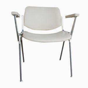 DSC 106 Stuhl von Giancarlo Piretti für Castelli, 1960er