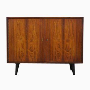 Rosewood Veneer Cabinet, 1960s