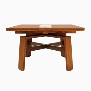 Table de Salle à Manger Extensible par Silvio Coppola pour Bernini, 1960s