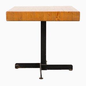 Les Arcs Low Reception Tisch von Charlotte Perriand, 1960er