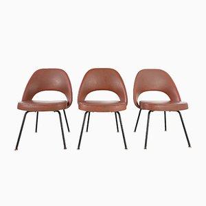 Chaise Sans Bras Série 71 par Eero Saarinen pour Knoll International, 1960s