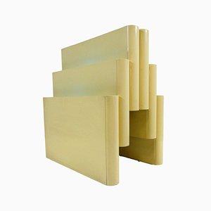 4675 Zeitschriftenständer von Giotto Stoppino für Kartell, 1970er