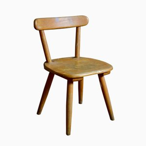 Chaise pour Enfant Vintage de Baumann, 1960s