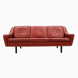 Mid-Century Danish Palisander Three-Seater Sofa, 1960s