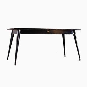 Große Tisch von Xavier Pauchard für Tolix, 1960er