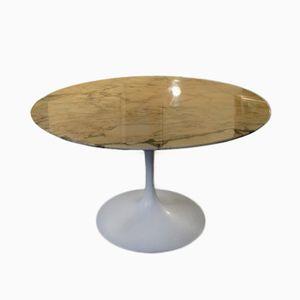 Marble Table by Eero Saarinen for Knoll, 1970s