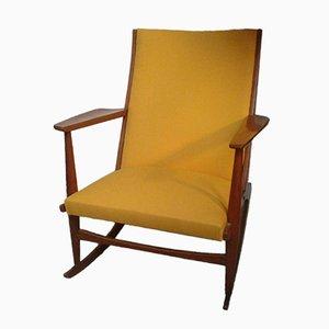 Rocking Chair par Holger Georg Jensen pour Tønder Møbelværk, 1950s