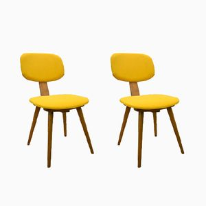 5827 Chairs from Fameg Radomsko, 1960s, Set of 2