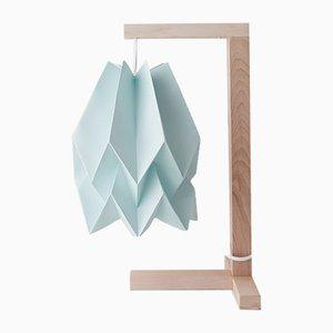 Tischlampe in Mint Blue von Orikomi