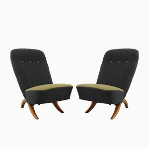 Congo Chairs by Theo Ruth for Dux, 1960s, Set of 2