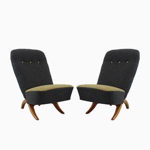 Congo Stühle von Theo Ruth für Dux, 1960er, 2er Set