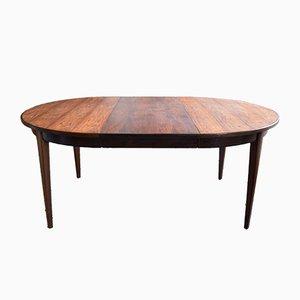Danish Model 55 Rosewood Dining Table from Omann Jun