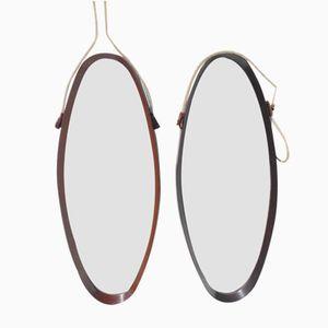 Swedish Mirrors, 1950s, Set of 2
