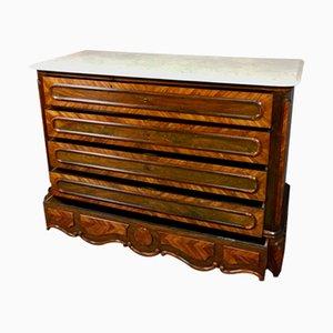 Antique Napoleon III Rosewood Dresser