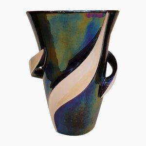 Keramik Vase von Verceram, 1950er