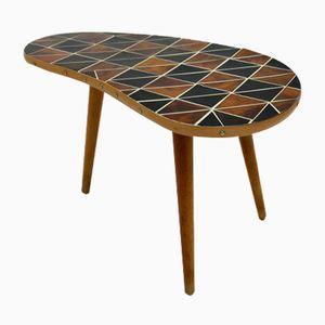 Kleiner nierenförmiger Tisch, 1960er