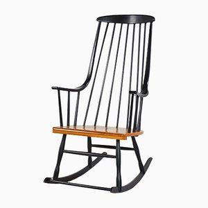 Grandessa Rocking Chair by Lena Larsson for Nesto, 1958