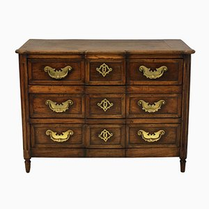 18th Century Oak Provincial Chest of Drawers