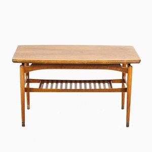 Table Basse Extensible en Palissandre, Danemark, 1970s