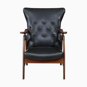 Dutch Wingback Armchair, 1960s
