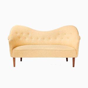 Schwedisches Vintage Samstel Sofa von Carl Malmsten für AB Record