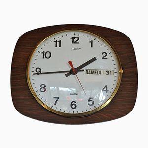 Formica Uhr von Blaisinger, 1960er