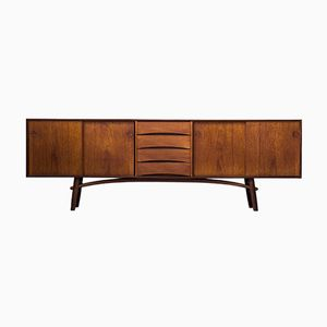 Teak Sideboard by Rolf Rastad & Adolf Relling for Gustav Bahus, 1950s