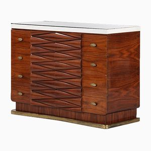 Rosewood Dresser by Michele Merighi, 1950s