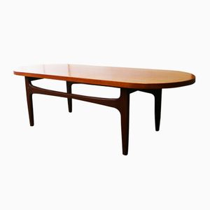 Mid-Century Teak Coffee Table from G-Plan, 1970s