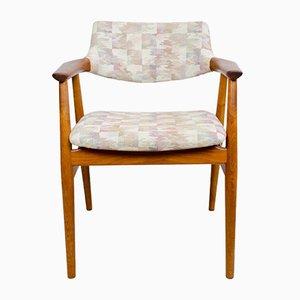 Vintage Teak GM11 Armchair by Svend Åge Eriksen for Glostrup