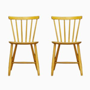 Vintage Chairs from FDB Møbelfabrik, Set of 2