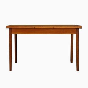 Table en Teck Vintage, Scandinavie